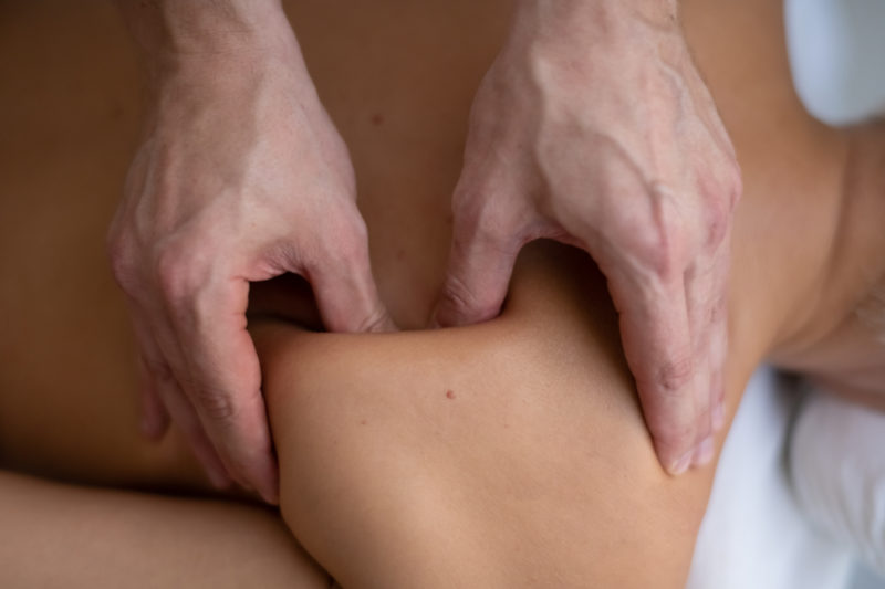 Subscapularis Massage